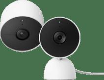 Google Nest Cam + Nest Cam Indoor Wired