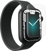 InvisibleShield Ultra Clear+ Apple Watch Series 7 45mm Screenprotector Kunststof