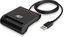ACT USB 2.0 Smart Card ID reader Geheugenkaartlezers