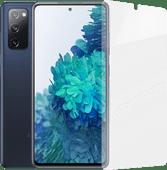 Samsung Galaxy S20 FE 128GB Blauw 4G + InvisibleShield Glass Elite+ Screenprotector
