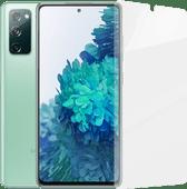 Samsung Galaxy S20 FE 128GB Groen 4G + InvisibleShield Glass Elite+ Screenprotector