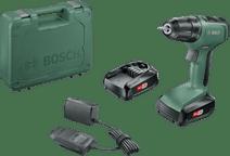 Bosch UniversalDrill 18 2021 (2 accu's + koffer) Bosch POWER FOR ALL 18V gereedschap