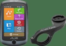 Mio Cyclo Discover Connect + Mio Cyclo Bike Mount Plus Stuurhouder