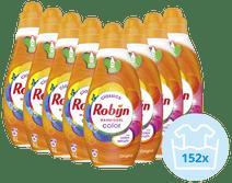 Robijn Klein & Krachtig Classics Color Vloeibaar Wasmiddel - 8 stuks