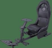 Qware Race Seat Zwart Gaming stoelen voor racing