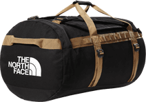 The North Face Gilman Duffel L 95L Black/British Khaki