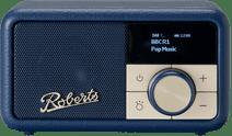 Roberts Radio Revival Petite Donker blauw
