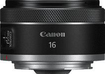 Canon RF 16mm f/2.8 STM