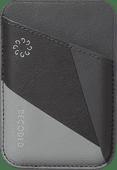 Decoded met Nike Grind materiaal Kaarthouder voor iPhone met MagSafe Zwart