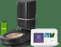 iRobot Roomba s9+ + Google Nest Hub 2 Chalk