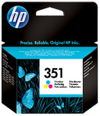 HP 351 Cartridge Kleur