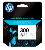 HP 300 Pack Combo 3 couleurs (HPCC643E)