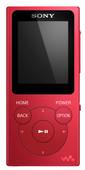 Sony NWE394 Rouge