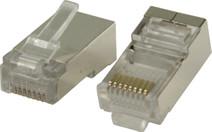 Valueline STP CAT5 Network plug 10 pieces