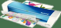 Leitz iLAM Home Office A4 Blue