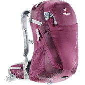 Deuter Airlite Blackberry/Aubergine 26 L - Slim fit