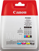 Canon CLI-571 Cartridges Combo Pack