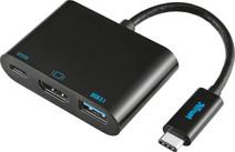 Trust Urban USB C Adaptateur Multiport
