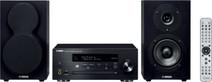 Yamaha MCR-N470 DAB+ Black/Black