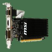 MSI GeForce GT 710 2 Go