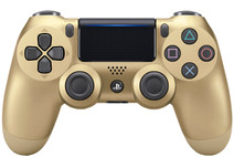Sony DualShock 4 Controller PS4 V2 Gold
