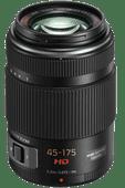Panasonic Lumix G X Vario PZ 45-175mm f/4.0-5.6 ASPH. POWER O.I.S. (Zwart)