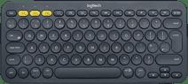 Logitech K380 Clavier Sans Fil AZERTY Gris