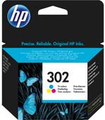 HP 302 Cartridge Kleur