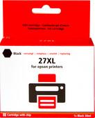 Pixeljet 27 XL Cartridge Zwart voor Epson printers (C13T27114010)