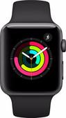 Refurbished Apple Watch Series 3 42mm Space Gray