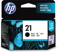 HP 21 Cartridge Zwart