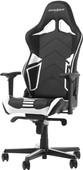 DXRacer RACING PRO Gaming Chair Zwart/Wit